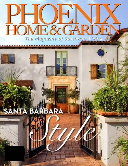 Phoenix Home & Garden Cover - 1/1/2013