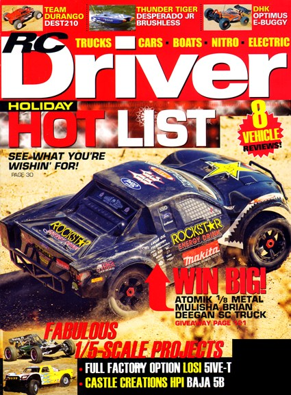 RC Driver Cover - 1/1/2013