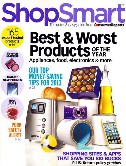 Shop Smart Cover - 1/1/2013