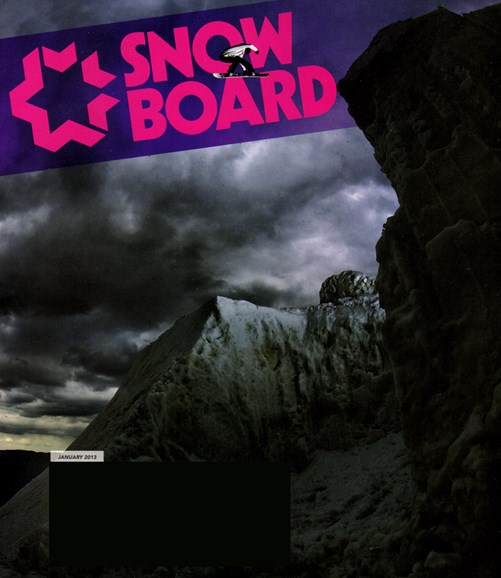Snowboard Cover - 1/1/2013