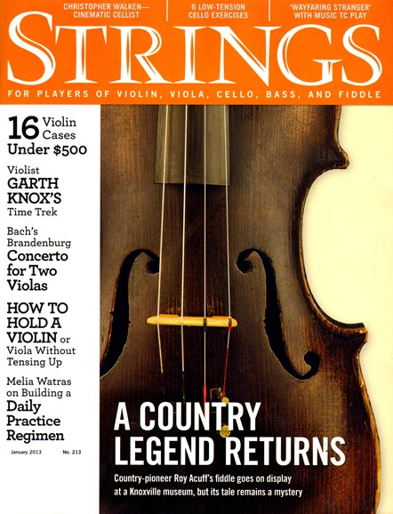 Strings Cover - 1/1/2013