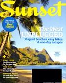 Sunset Magazine 1/1/2013