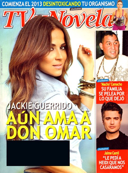 Tv Y Novelas Cover - 1/1/2013