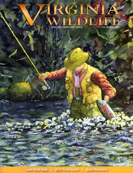 Virginia Wildlife Cover - 1/1/2013
