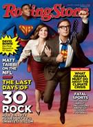 Rolling Stone Magazine 1/31/2013
