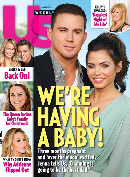 Us Weekly Cover - 12/31/2012