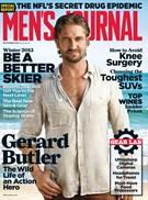 Men's Journal Magazine 11/1/2012
