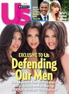 Us Weekly Magazine 11/12/2012