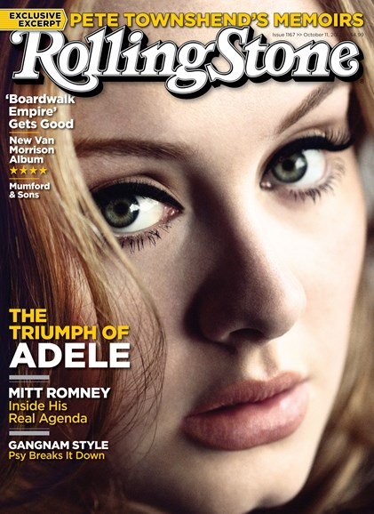 Rolling Stone Cover - 10/11/2012