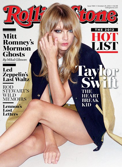 Rolling Stone Cover - 10/25/2012