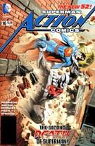 Superman Action Comics 3/1/2013