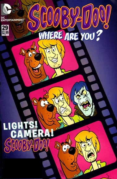 Scooby Doo, Where Are You? Cover - 3/1/2013