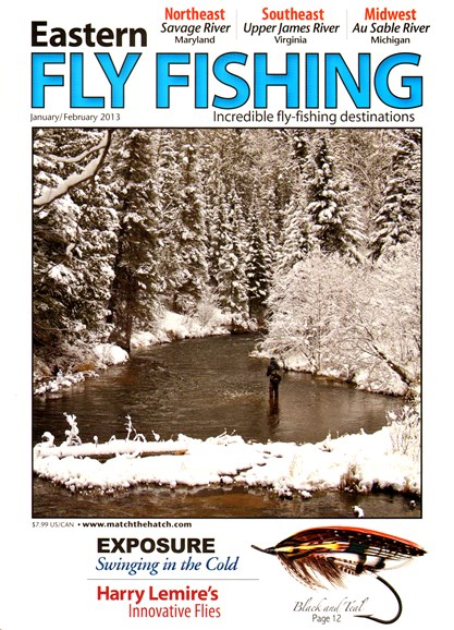 Eastern Fly Fishing Cover - 1/1/2013