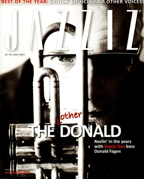 Jazziz Cover - 12/1/2012