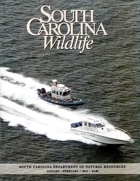 South Carolina Wildlife Cover - 1/1/2013