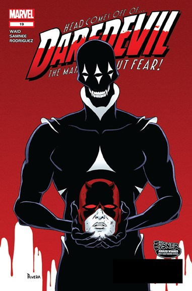Daredevil Cover - 12/1/2012