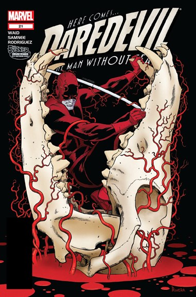 Daredevil Cover - 2/1/2013
