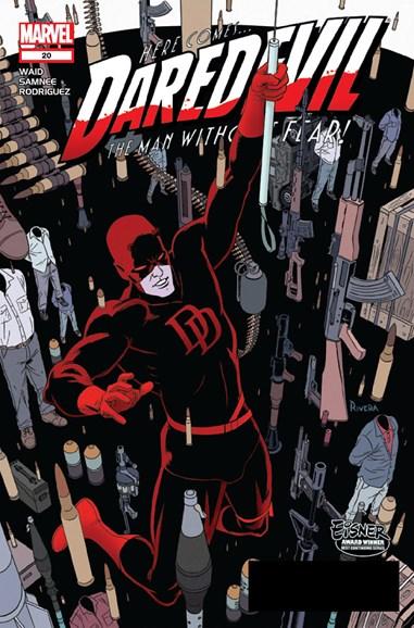 Daredevil Cover - 1/1/2013