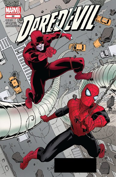 Daredevil Cover - 3/1/2013
