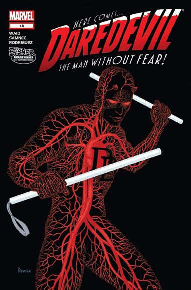 Daredevil Cover - 11/1/2012
