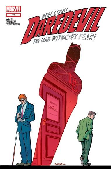 Daredevil Cover - 10/1/2012