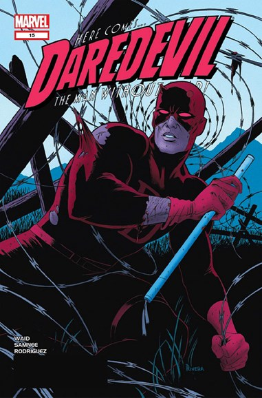 Daredevil Cover - 9/1/2012