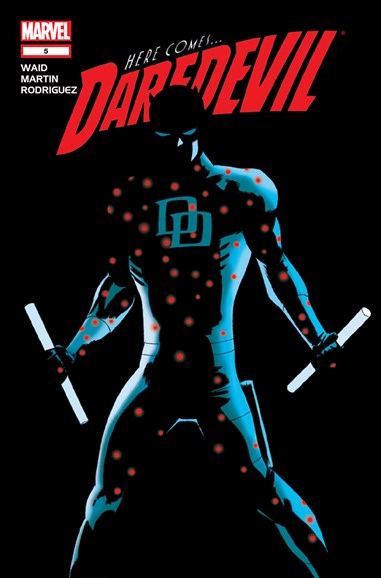 Daredevil Cover - 12/1/2011