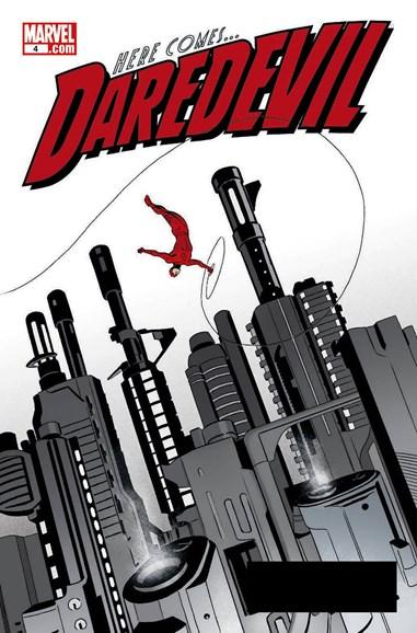 Daredevil Cover - 11/15/2011