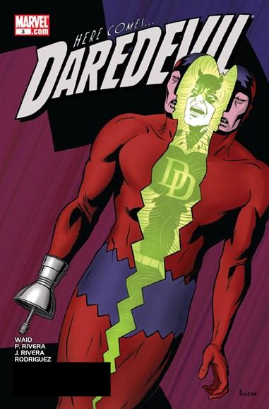Daredevil Cover - 11/1/2011