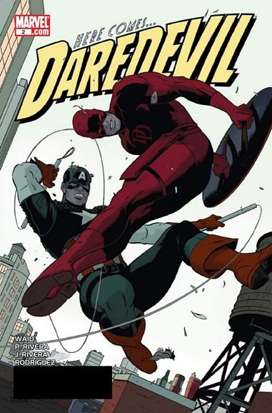 Daredevil Cover - 10/1/2011