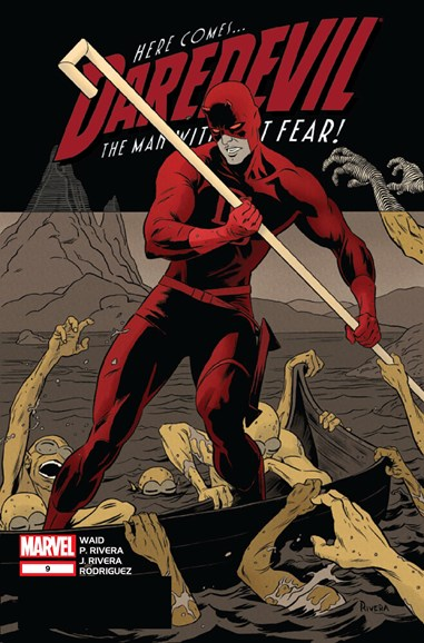 Daredevil Cover - 4/1/2012