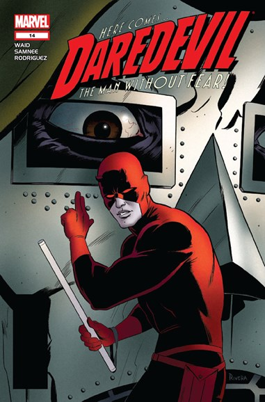Daredevil Cover - 8/1/2012