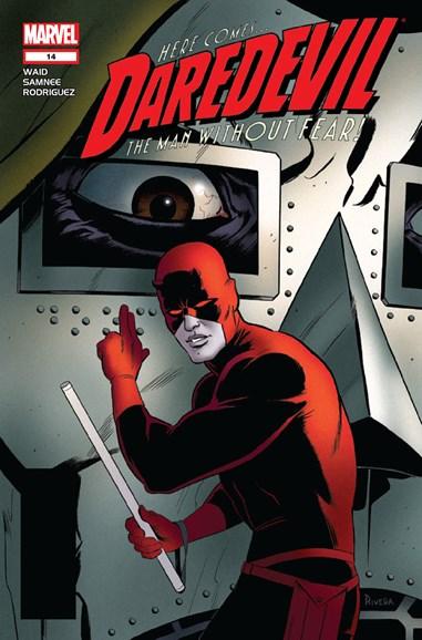 Daredevil Cover - 8/1/2012