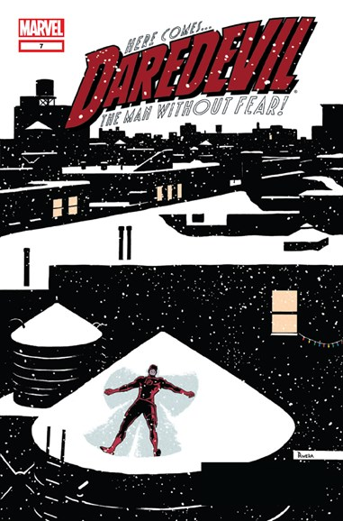 Daredevil Cover - 2/1/2012