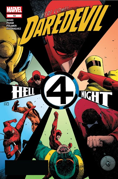 Daredevil Cover - 7/15/2012