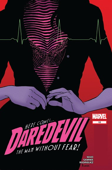 Daredevil Cover - 7/1/2012