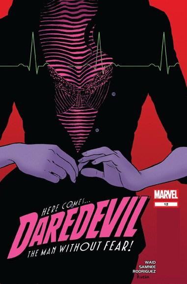 Daredevil Cover - 7/1/2012