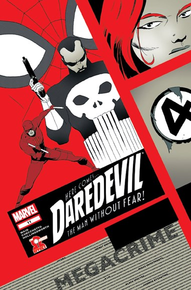 Daredevil Cover - 6/15/2012