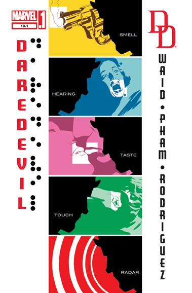Daredevil Cover - 6/1/2012