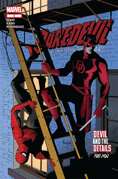 Daredevil Cover - 3/1/2012
