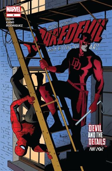 Daredevil Cover - 3/1/2012