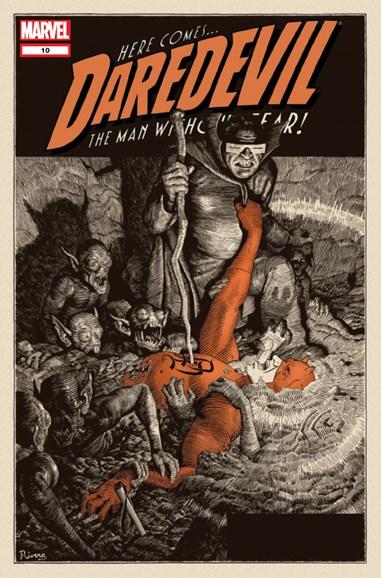 Daredevil Cover - 5/1/2012