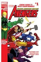 Avengers Earths Mightiest Heroes 6/1/2012