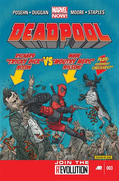 Deadpool Cover - 2/1/2013