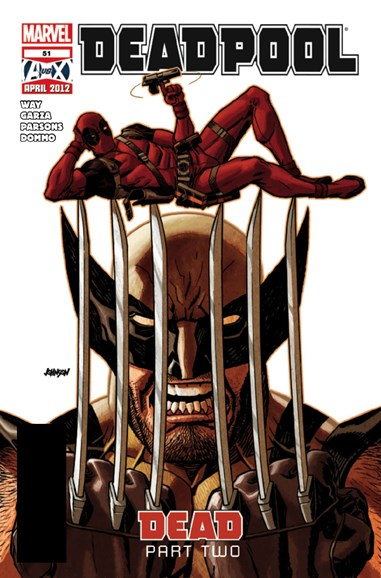 Deadpool Cover - 4/15/2012
