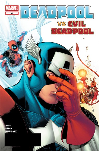 Deadpool Cover - 2/15/2012