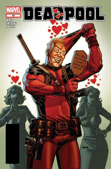Deadpool Cover - 7/15/2012