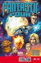Fantastic Four Comic 2/1/2013