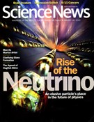 Science News Magazine 1/26/2013