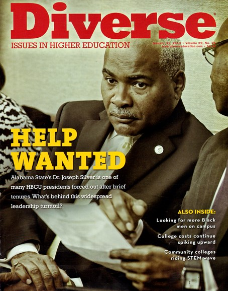 Diverse: Issues In Higher Education Cover - 1/31/2013